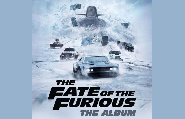 fast and furious 8 soundtrack tracklist ufficiale. Black Bedroom Furniture Sets. Home Design Ideas