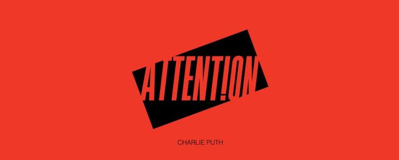 Charlie Puth – Attention