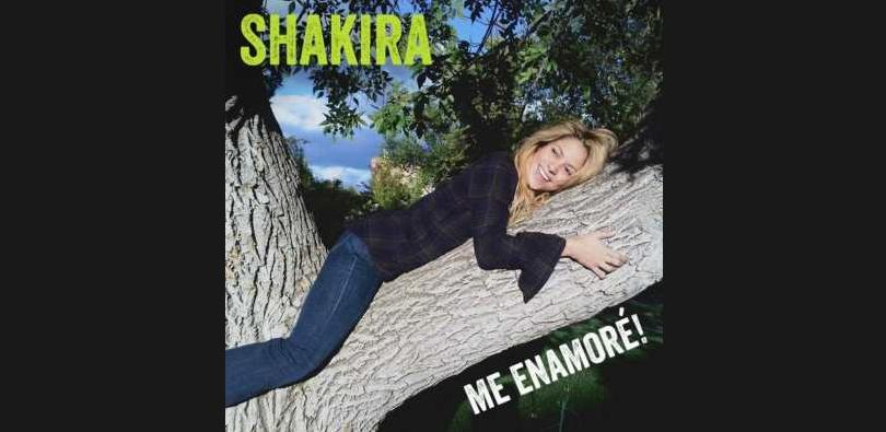 Me Enamoré – il Nuovo Singolo di Shakira !