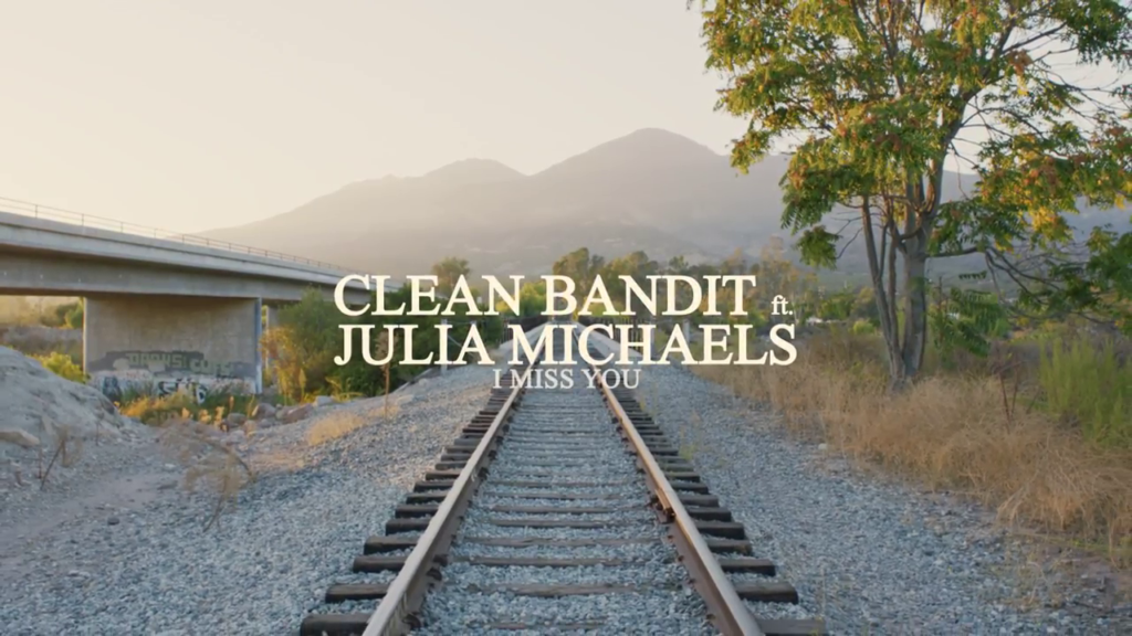 Clean Bandit feat. Julia Michaels – I Miss You