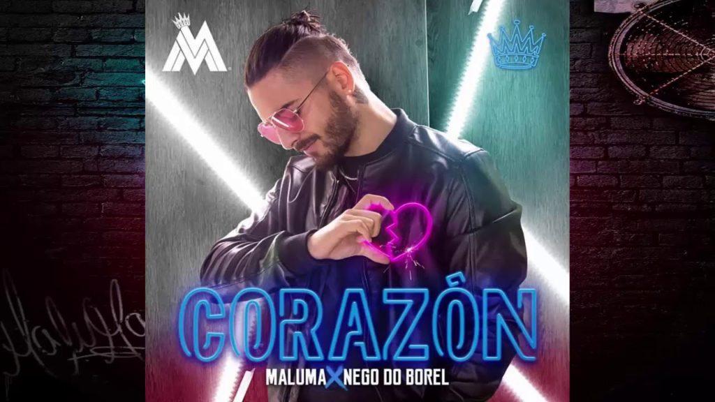 Maluma Feat. Nego do Borel – Corazón