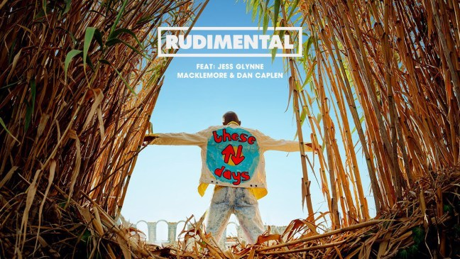 Rudimental – These Days  (feat. Jess Glynne, Macklemore & Dan Caplen)