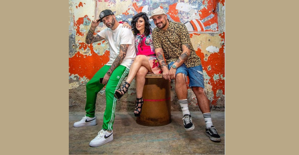 Takagi & Ketra feat. Giusy Ferreri & Sean Kingston – Amore e Capoeira
