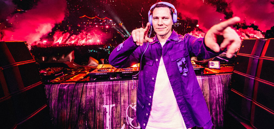 Tiësto @ Tomorrowland 2018