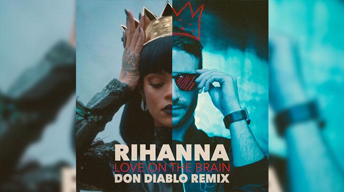 Don Diablo svela il video per il suo remix di Rihanna!